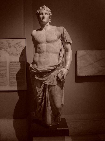 450px Istanbul_ _Museo_archeol._ _Alessandro_Magno_firmata_Menas_ _sec._III_a.C._ _da_Magnesia_ _Foto_G._DallOrto_28 5 2006_b n